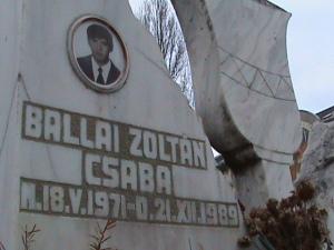 Ballai Zoltán 18 évesen áldozta fel magát