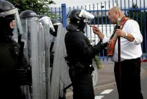 Kolozsvárra költözik a belfasti feszült hangulat?