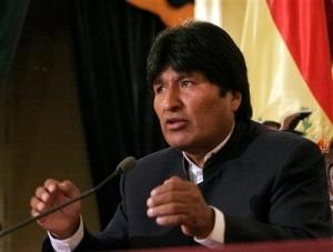 Evo Morales - őt akarták megölni?