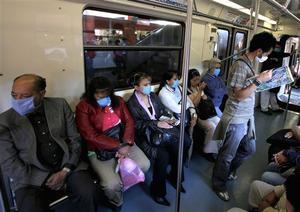Mexikóban már így utaznak a metrón.