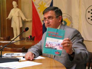 Hihetelten, de igaz: Funar az RMDSZ-nek kampányolt (Saját felvétel 2002-ből; nincs módosítva!!!)