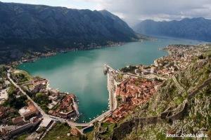 Kotor, Montenegró. A tervek szerint augusztus tizedike körül leszünk itt.