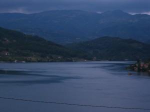 Lélegzetelállító táj a Szarajevó-Mostar úton