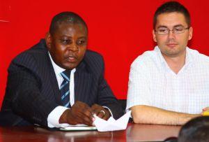Gaston Bienvenu Mboumba Bakabana, a PSD négere