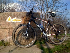 geocaching biciklivel1