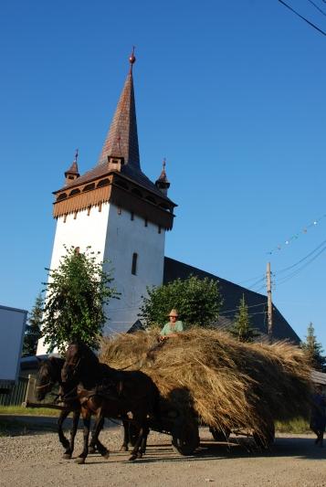 Kalotaszentkiraly templom