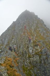 First day - Do we really have to climb there?!