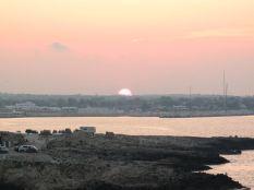 Polignano: mennyire romantikus lehet a naplemente?