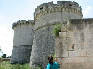 Matera: előbb a kastélyt vesszük szemügyre