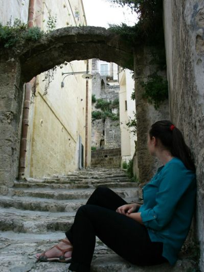 Matera: Kilátás a múltra