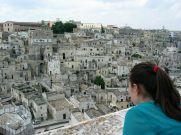 Matera: valami miatt Jeruzsálemre emlékeztet