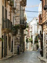 Putignano: egyedül