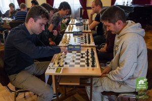 en sakkversenyen