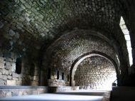 A Tatev kolostor része: karám