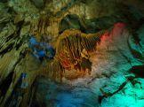 Prométheusz-barlang: ilyen éppen nincs a Szelek-barlangjában