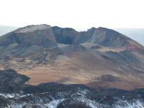 Szemben az 1909-ben kitört vulkán csúcsa... Vajon mikor lesz a legközelebbi kitörés?