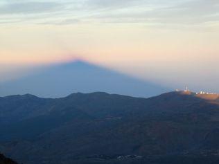 A Teide-csúcsot az alkonyat is reklámozza...