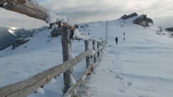 Nem szab határt a hideg és a hó