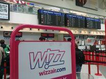 Köszönjük, WizzAir!
