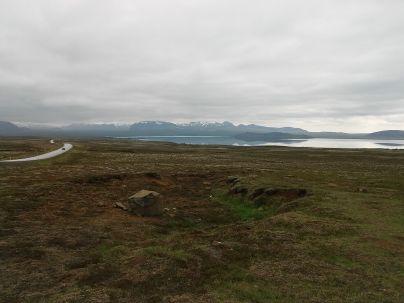 Tipikus izlandi táj