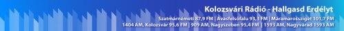 kolozsvari radio logo