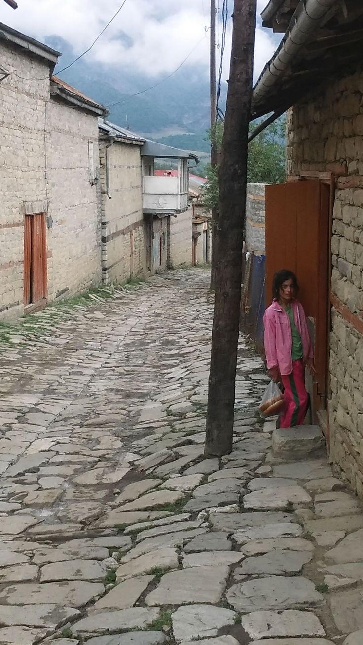 Azeri girl