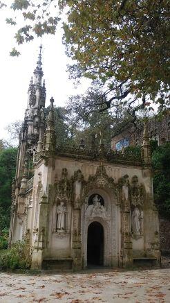 Sintra, a Világörökség része...