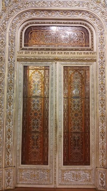 A Tőzsde Palota arab terme...