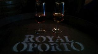 A Royal Oporto által kínált muskotály ízlett a legjobban...