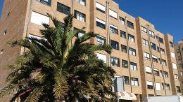 Itt laktunk Portóban. Nem a pálmafán, hanem az Eduardo által felajánlott külön szobában! Királyi dolgunk volt!