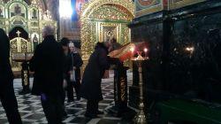 Ortodox templom Kisinyovban. Őszinte hit vagy képmutatás?