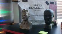 A drótnélküli internetes hálózat őrei