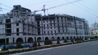Nem volt már pénz az adminisztratív épület befejezésére