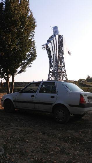 """Nem volt könnyű az út idáig. A Dacia Solenza Grand Cherokee PathMaker Especially Limited """"Trailblazer"""" Editionnak sem"""