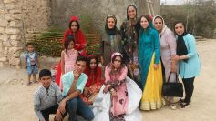 They were very kind and dressed the European ladies into their traditional celebration cloths