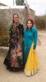 Emma and Bianka, the new Qashqai women