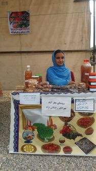 The Iranan girl