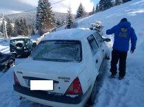 "A Dacia Solenza Grand Cherokee Especially Limited ""Trailblazer"" Edition állta a sarat. Izé, a havat..."