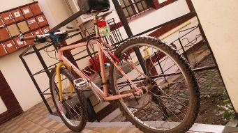 Pénteken édesapám segítségével helyrepofoztuk a biciklit, edzésképpen feltekertem a Monostorról a Hajnal negyedbe, majd lehoztam a Konnektorba