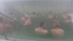 Jajj, de jó volt: termálfürdő...!