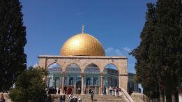 Öt évvel ezelőtt nem sikerült ide eljutni: Sziklamecset és Al-Aksza mecset…