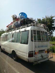 Ritkán, de járnak a távolsági buszok...