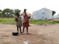 Víz szerencsére valamennyi menekülttáborban van