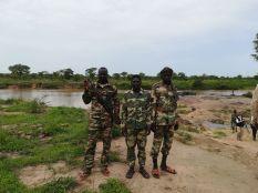 Védik a Csád és a Közép-afrikai Köztársaság közötti határt