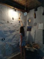 Külön toronyban tárolták a szalonnákat. A család nevével és számokkal jelölték meg őket