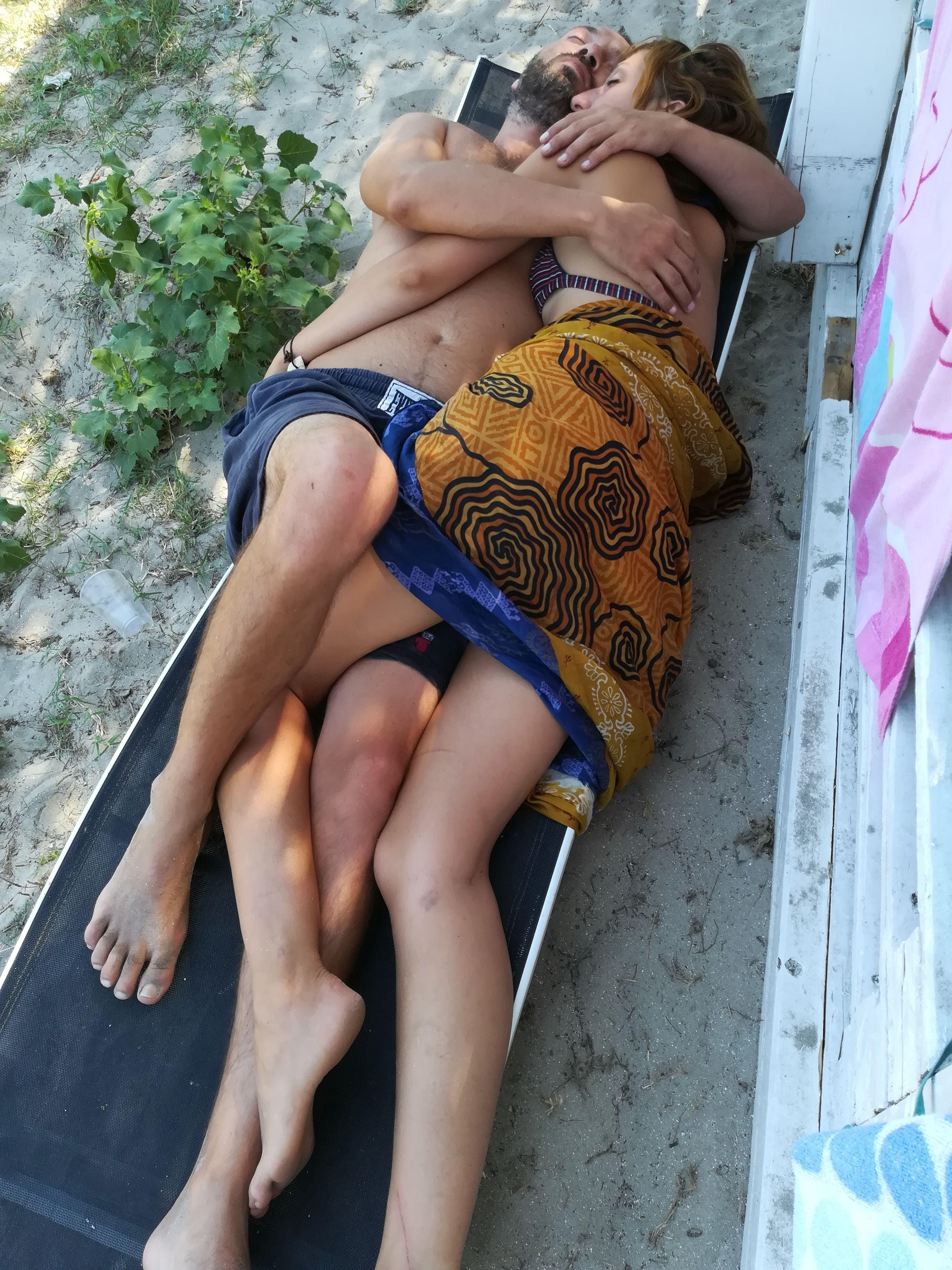 Meleg pihenőhely szex