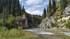 Csodásak a kazah tavak, hegyek