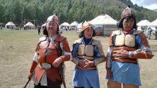 Mongóliából érkeztek a Kircsin-völgybe, ahol a Nomád Világolimpia nagyrésze zajlott