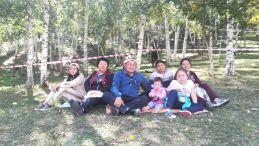 Kirgiz család