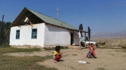 Kazarman közelében